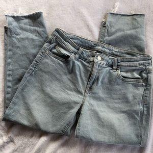 Gap jeans Size 8/29r